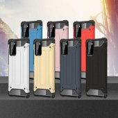 Samsung Galaxy Note 20 Sert Zırh Çift Katmanlı...