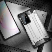 Samsung Galaxy Note 20 Ultra Sert Zırh Çift...