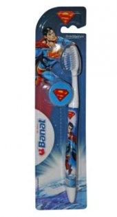 Banat Süperman Çocuk diş fırçası (Orta)