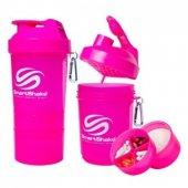 Smartshake Orginal Shaker Pembe 600ml