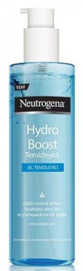 Neutrogena H.Boost Water Gel Temiz.200Ml