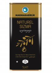 marmarabirlik Naturel Sızma Zeytinyağı 5 LT