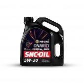 Snc Oil Pro S Plus Onarıcı Xl 200.000 Km+ 5w 30 4 Litre