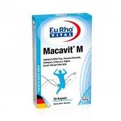 Eurho Vital Macavit M Takviye Edici Gıda 30...
