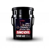 Snc Oil Pro S Plus Onarıcı Truck X 200.000 Km+ 10w 40 20 Lt