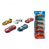 Mattel Hot Wheels 5li Araba Seti