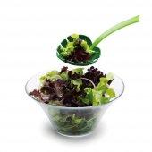 Ağaç Tasarımlı Makarna Ve Salata Kepçesi