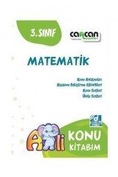 3.sınıf 2021 Matematik Konu Kitabım