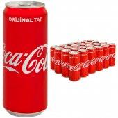 Coca Cola 330 Ml X 24 Adet