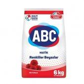 Abc Matik Çamaşır Deterjanı Gül Tutkusu 6 KG