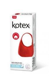 Kotex Lightdays 20 Li Parfümsüz