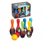 01599 Spıderman Bowling Set (Tekli Paket Satılır)