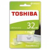 TOSHIBA 32GB HAYABUSA FLASH DISK BEYAZ USB2.0