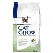 Purina Cat Chow Sterilized Kısır Kedi Maması 15 Kg