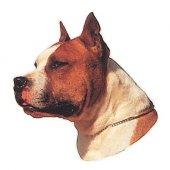 Trixie Köpek Çıkartması St Stafford Terrier 1 Adet