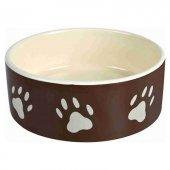 Trixie Köpek Seramik Mama Ve Su Kabı 0,8lt, 16cm