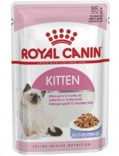Royal Canin Kitten İnstinctive Jelly Yavru Kedi  Konservesi 85Gr