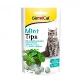 Gimcat Mint Tips Ödül Tableti 40gr