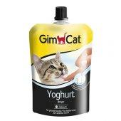 Gimcat Kalsiyumlu Kedi Ödül Yoğurdu 150gr