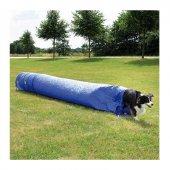 Trixie Köpek Agility Eğitim Tüneli, Mavi 60cm 5m