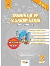 Teknoloji Tasarım Akıllı Defteri 7 Sınıf