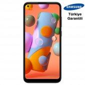 Samsung Galaxy A11 32gb Dual Siyah (2 Yıl...