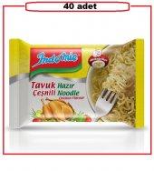 Indomie Tavuk Aromalı Hazır Noodle 75 Gr x 40 adet