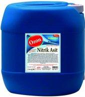 Ozon Nitrik Asit 30 Kg .