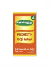 Doğadan Bizim Probiotik Ekşi Ekmek Mayası 1...