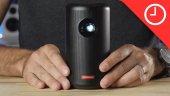 Anker Nebula Capsule Iı Akıllı Mini Portatif Projeksiyon