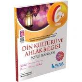 Muba Yayınları 6.sınıf Din Kültürü Ve Ahlak Bilgisi Soru Bankası
