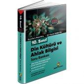 Aydın Yayınları 10.sınıf Din Kültürü Ve Ahlak Bilgisi Konu Özetli Soru Bankası