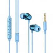 Oppo Ax7 Kulaklık Hifi 3.5mm Sterio Süper Bass Silikonlu H13