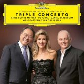 ANNE-SOPHIE MUTTER - BEETHOVEN: TRIPLE CONCERTO