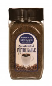 Zel Kolajenli Filtre Kahve (125 G)