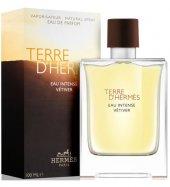 Hermes Terre D Hermes Eau Intense Vetiver EDP 100 ml Erkek Parfüm