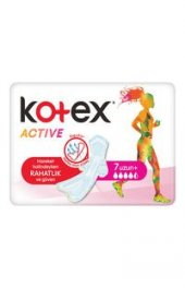 Kotex Active Single Uzun 7 Li