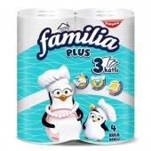 Familia Kağıt Havlu 4 Lü Plus