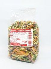 Ziraat Tarım Karışık Sebzeli Erişte 500 Gr