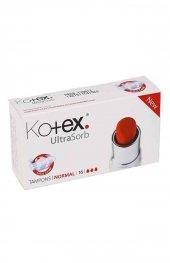 Kotex Ultra Sorb Tampon Normali Ped 16 Lı