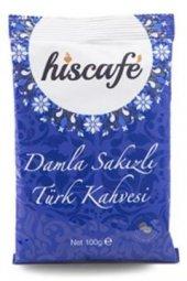 Hiscafe Damla Sakızlı Türk Kahvesi 100 Gr