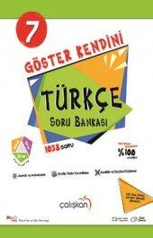 Çalışkan 7. Sınıf Türkçe Göster Kendini Soru Bankası