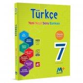 Martı 7. Sınıf Türkçe Yeni Nesil Soru Bankası