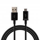 Samsung Galaxy E7  USB Data Kablosu Siyah