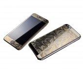 Teleplus İPhone 6 Plus Desenli Cam Ekran Koruyucu ÖN + ARKA