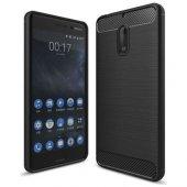 Teleplus Nokia 5 Özel Karbon ve Silikonlu Kılıf
