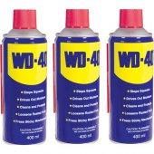 Wd-40 Çok Amaçlı Pas Sökücü 200 ml (3 Adet)