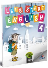 Koza Yayın Let's Start English 4 (Akıllı Tahta Uygulamalı)
