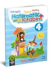Karaca Eğitim Yayınları Fasikül Fasikül Matematik Kitabım 4. Sınıf