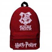 Hogwarts Bordo Sırt Çantası